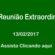 5ª Reunião Extraordinária Câmara de Vereadores de Corumbaíba 13 – 02 – 2017