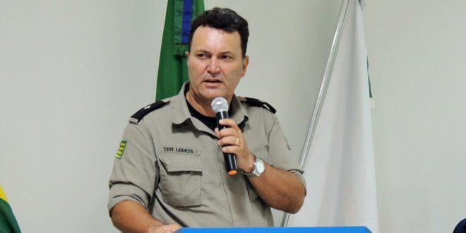Tenente Lemos volta a trabalhar em Corumbaíba