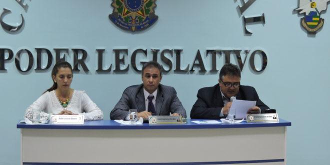 Executivo apresenta à Câmara projeto de lei para realizar melhorias na área de saúde